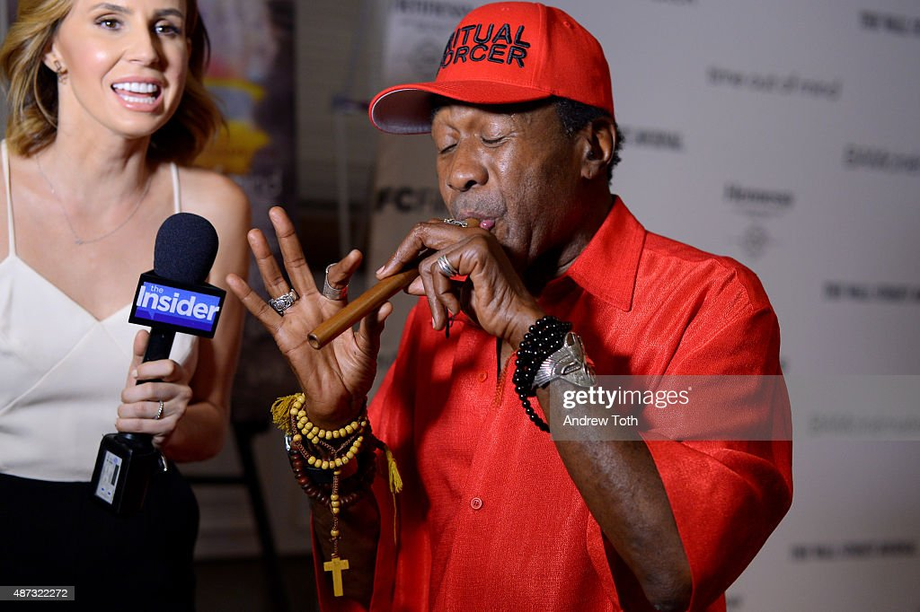 Actor Ben Vereen attends the 'Time Out of Mind' New York premiere at BAM Rose Cinemas on September 8 2015 in New York City