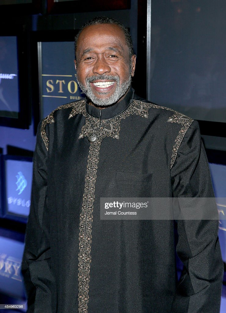 Actor Ben Vereen attends 'Time Out of Mind' party hosted by Ferragamo Eyewear at the Storys Building on September 7 2014 in Toronto Canada