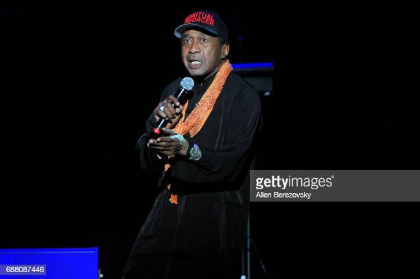 Actor Ben Vereen performs onstage during the Concert for America Stand Up Sing Out at Royce Hall on May 24 2017 in Los Angeles California