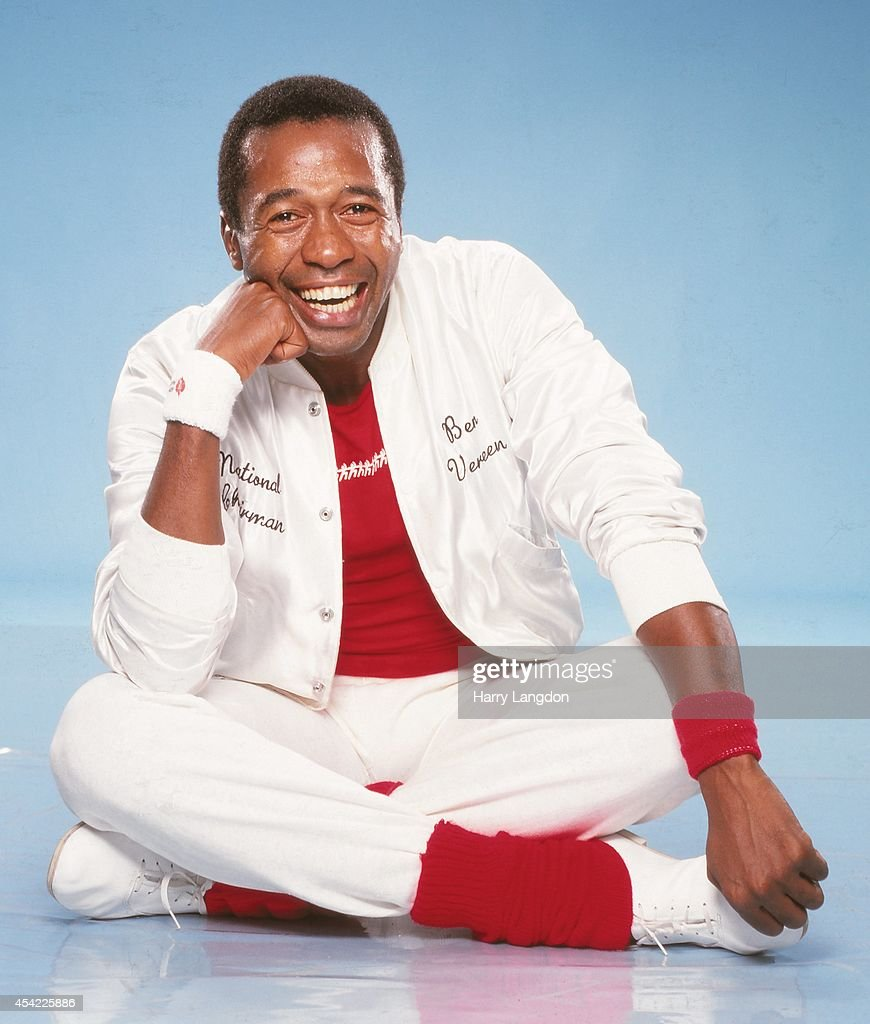 Actor Ben Vereen poses for a portrait in 1987 in Los Angeles California