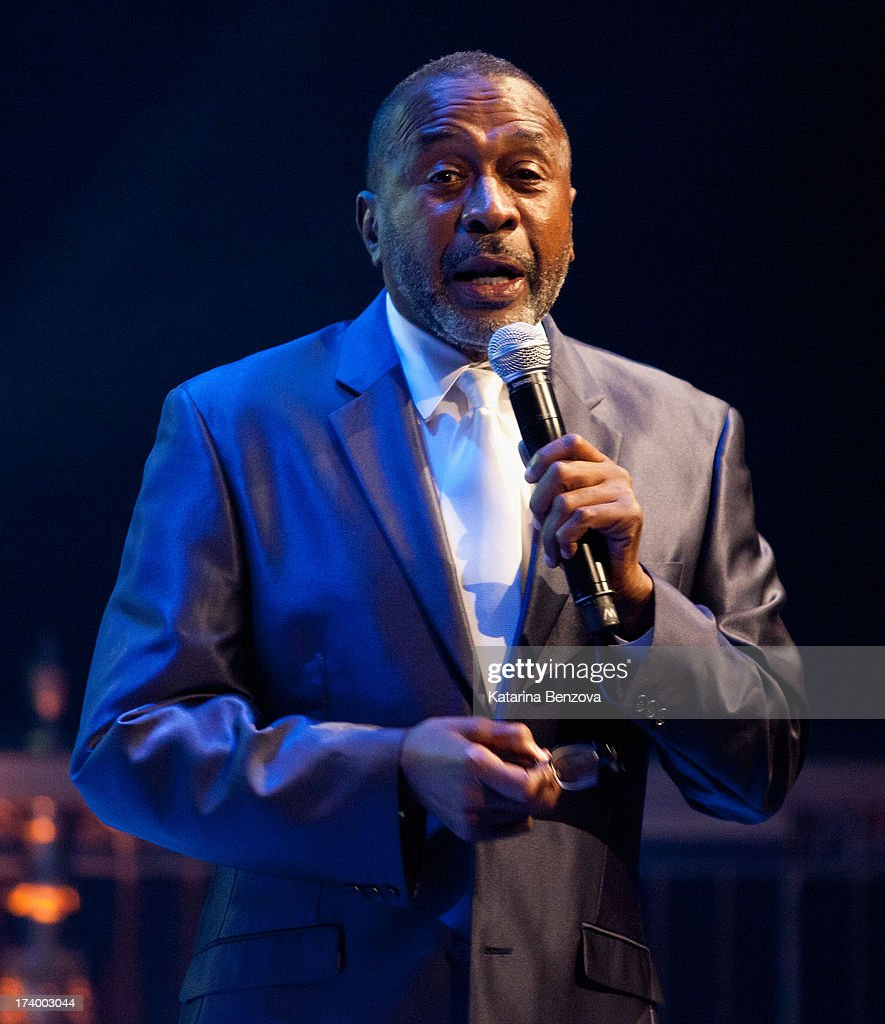 Actor <a gi-track='captionPersonalityLinkClicked' href=/galleries/search?phrase=Ben+Vereen&family=editorial&specificpeople=241224 ng-click='$event.stopPropagation()'>Ben Vereen</a> speaks during The Nelson Mandela Legacy Of Hope Foundation Event at Gotham Hall on July 18, 2013 in New York City.