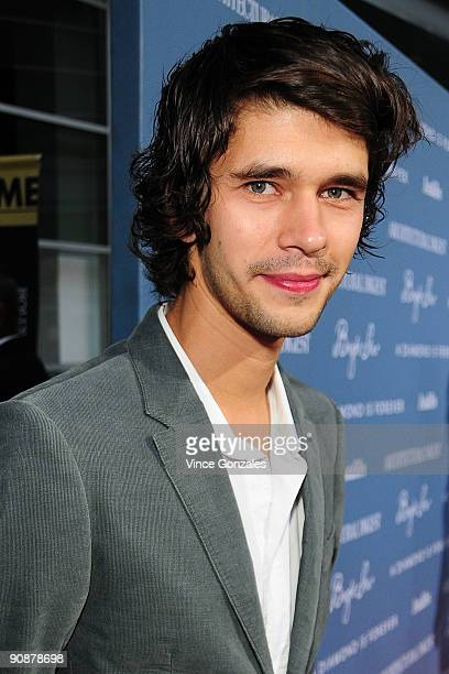 Actor Ben Whishaw arrives at the premiere of 'Bright Star' at ArcLight Hollywood on September 16 2009 in Hollywood California