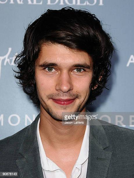Actor Ben Whishaw attends the premiere of 'Bright Star' at ArcLight Hollywood on September 16 2009 in Hollywood California