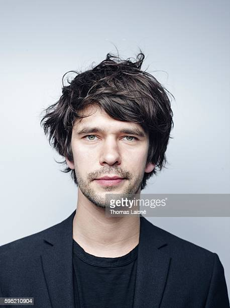 Actor Ben Whishaw is photographed for Self Assignment on May 17 2015 in Cannes France