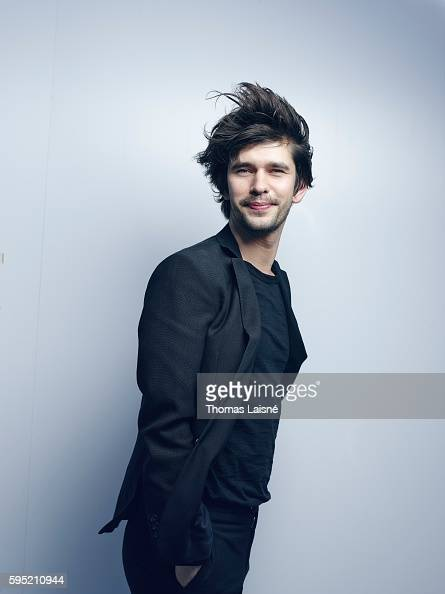 Ben Whishaw Stock Phot...