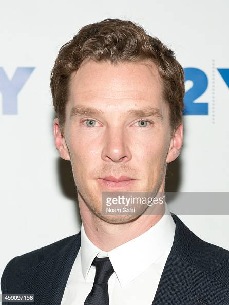 Actor Benedict Cumberbatch attends 'The Imitation Game' film screening at 92nd Street Y on November 16 2014 in New York City