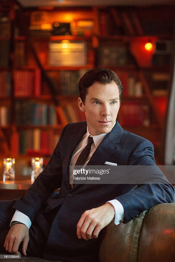 Actor Benedict Cumberbatch is photographed for The Hollywood Reporter during the 38th Toronto International Film Festival on September 7, 2013 in Toronto, Ontario. ON INTERNATIONAL EMBARGO (USA) UNTIL