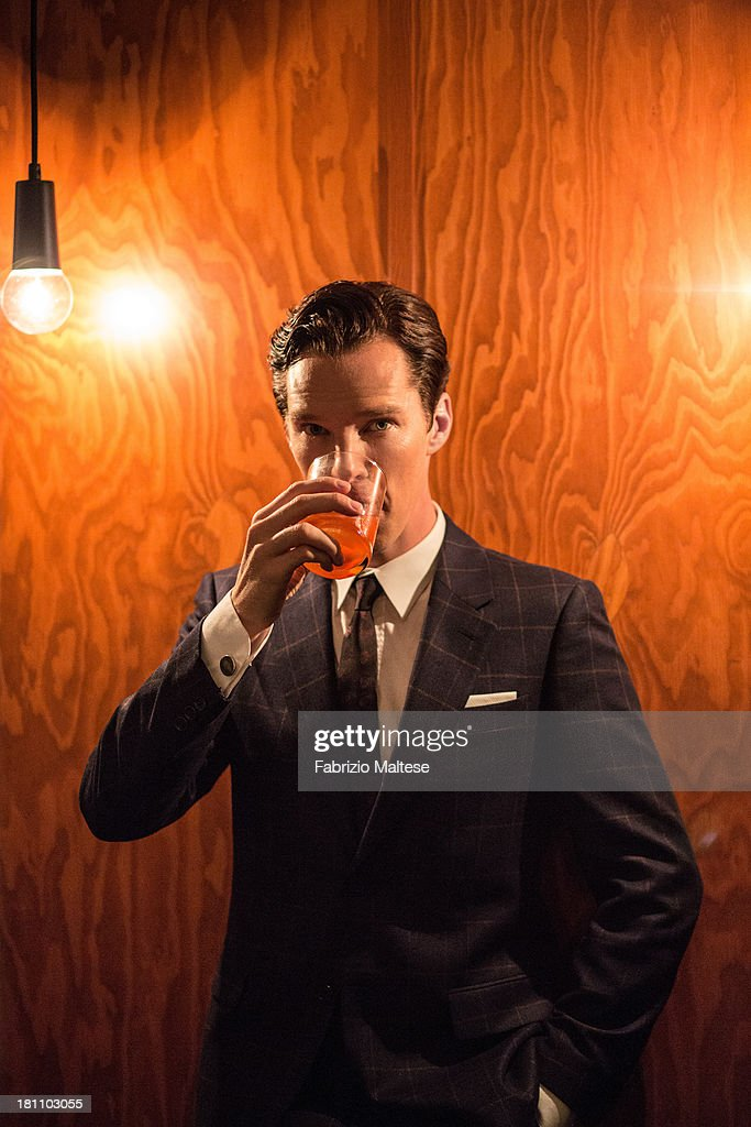 Actor <a gi-track='captionPersonalityLinkClicked' href=/galleries/search?phrase=Benedict+Cumberbatch&family=editorial&specificpeople=2487879 ng-click='$event.stopPropagation()'>Benedict Cumberbatch</a> is photographed for The Hollywood Reporter during the 38th Toronto International Film Festival on September 7, 2013 in Toronto, Ontario. ON INTERNATIONAL EMBARGO (USA) UNTIL
