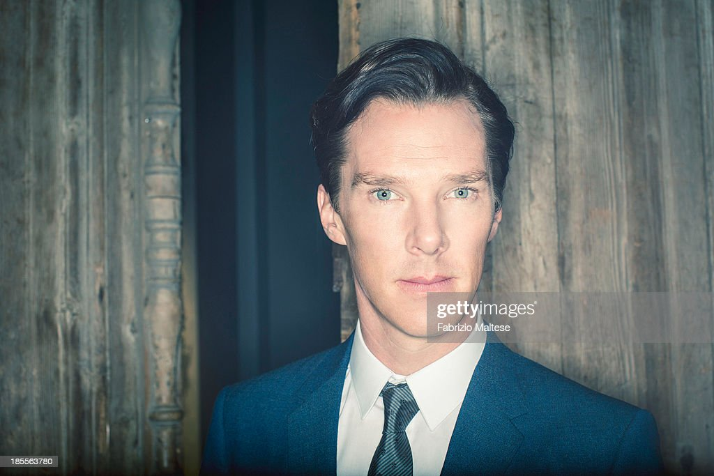 Actor <a gi-track='captionPersonalityLinkClicked' href=/galleries/search?phrase=Benedict+Cumberbatch&family=editorial&specificpeople=2487879 ng-click='$event.stopPropagation()'>Benedict Cumberbatch</a> is photographed for The Hollywood Reporter during the 38th Toronto International Film Festival on September 7, 2013 in Toronto, Ontario. ON