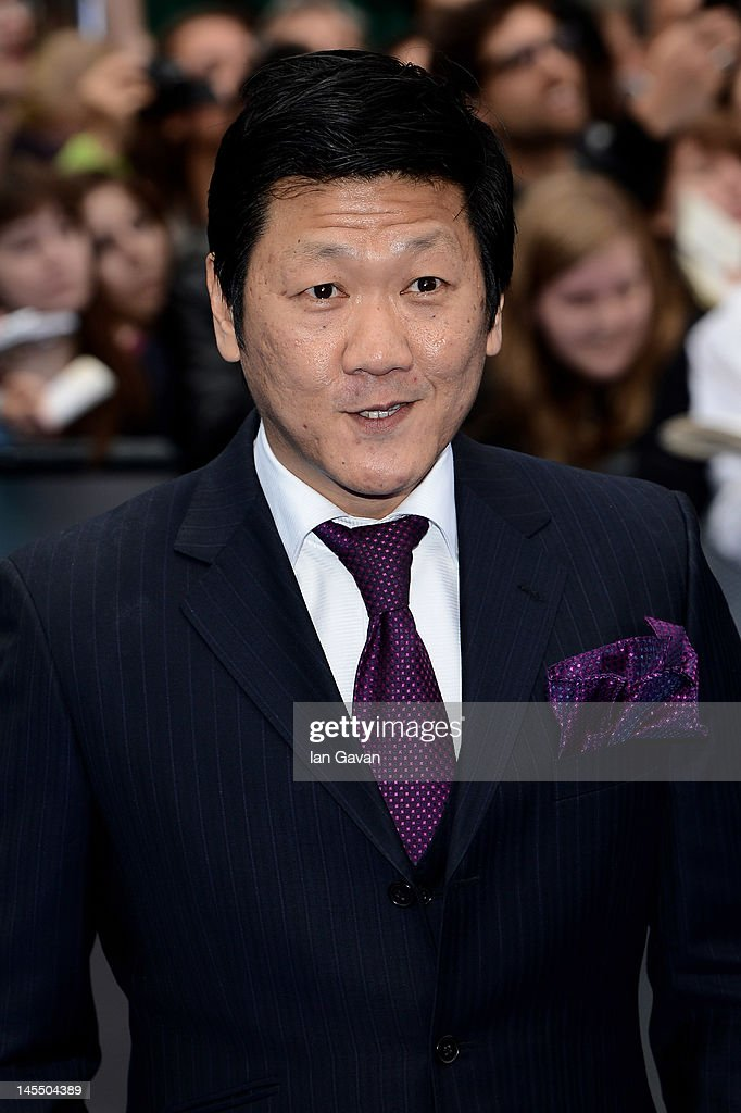 benedict wong weight gain