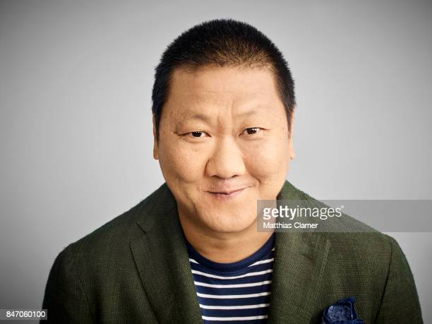 Actor Benedict Wong from 'Dr Strange' is photographed for Entertainment Weekly Magazine on July 23 2016 at Comic Con in the Hard Rock Hotel in San...