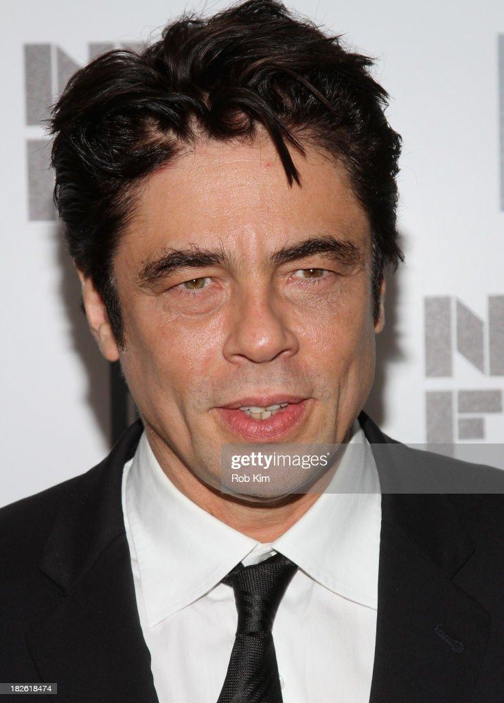 Actor Benicio del Toro attends the 'Jimmy