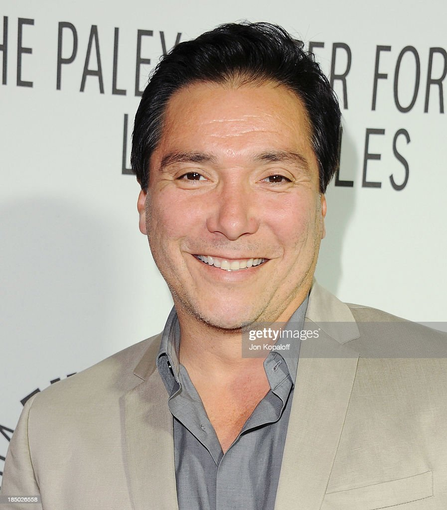 Actor <a gi-track='captionPersonalityLinkClicked' href=/galleries/search?phrase=Benito+Martinez&family=editorial&specificpeople=239138 ng-click='$event.stopPropagation()'>Benito Martinez</a> arrives at The Paley Center for Media Hosts 2013 Benefit Gala Honoring FX Networks on October 16, 2013 in Los Angeles, California.