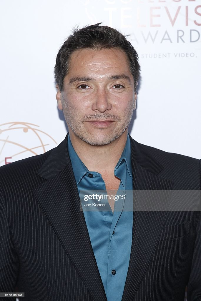 Actor <a gi-track='captionPersonalityLinkClicked' href=/galleries/search?phrase=Benito+Martinez&family=editorial&specificpeople=239138 ng-click='$event.stopPropagation()'>Benito Martinez</a> attends the 34th College Television Awards Gala at JW Marriott Los Angeles at L.A. LIVE on April 25, 2013 in Los Angeles, California.