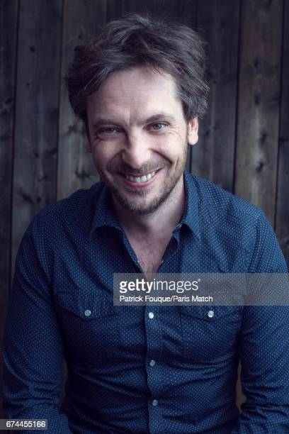 Actor Benjamin Bellecour are photographed for Paris Match on March 24 2017 in Paris France