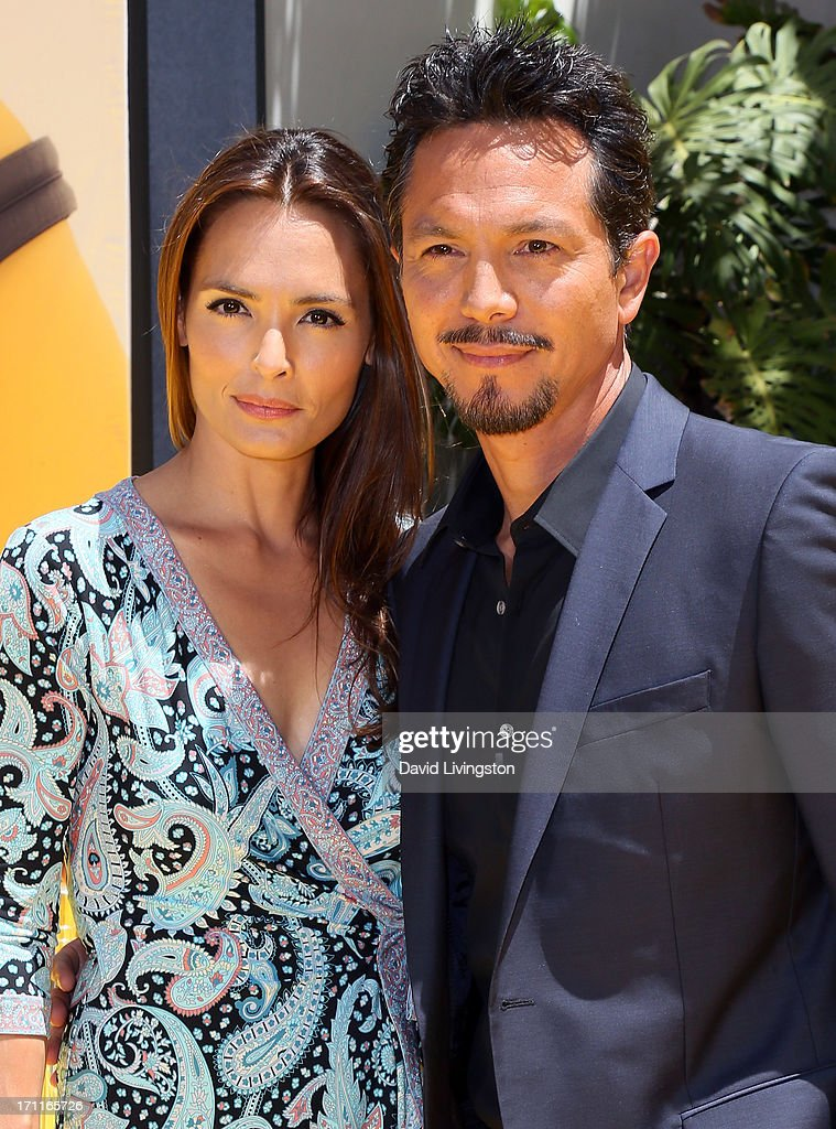 Benjamin Bratt and Talisa Soto Photos Photos - 2009 ALMA ...