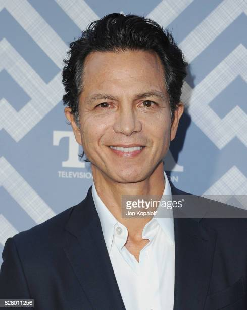 Actor Benjamin Bratt arrives at the 2017 Fox Summer TCA Tour at the Soho House on August 8 2017 in West Hollywood California