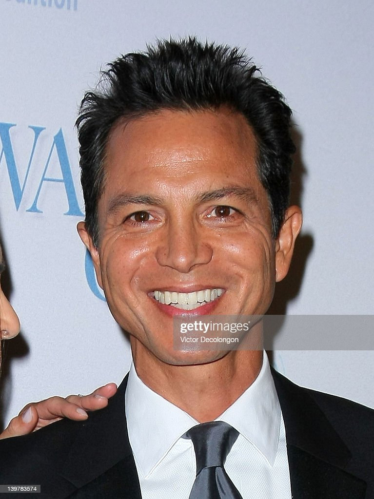 Actor <a gi-track='captionPersonalityLinkClicked' href=/galleries/search?phrase=Benjamin+Bratt&family=editorial&specificpeople=203040 ng-click='$event.stopPropagation()'>Benjamin Bratt</a> arrives for The National Hispanic Media Coalition's 15th Annual Impact Awards - Arrivals at the Beverly Wilshire Four Seasons Hotel on February 24, 2012 in Beverly Hills, California.