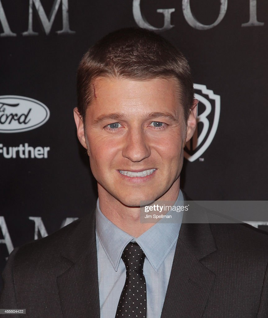 Actor Benjamin McKenzie attends the 'Gotham' Series Premiere at The New York Public Library on September 15, 2014 in New York City.