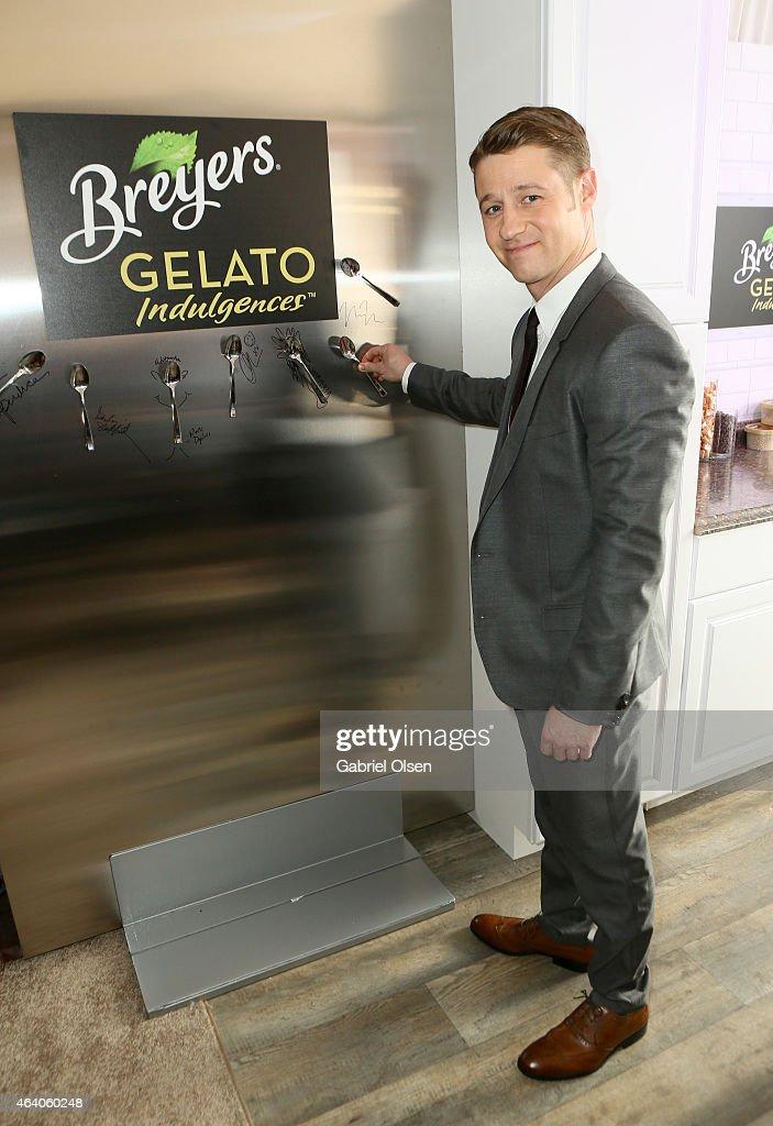 Breyers Gelato Indulgences Hospitality Lounge At The 30th Annual Film Independent Spirit Awards