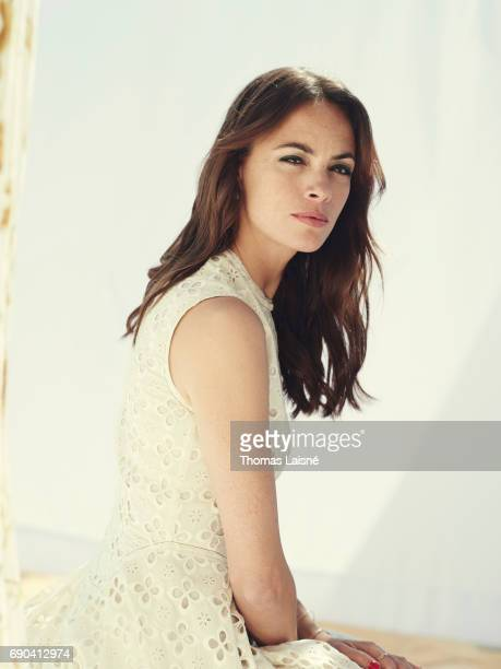 Actor Berenice Bejo is photographed on May 25 2017 in Cannes France