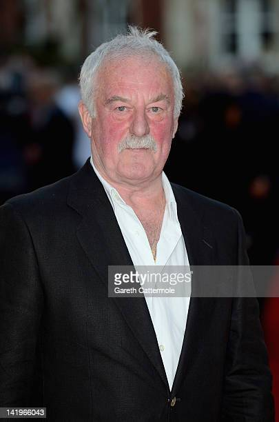 Actor Bernard Hill attends the 'Titanic 3D' World Premeire at the Royal Albert Hall on March 27 2012 in London England