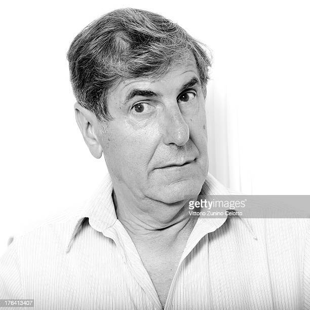 Actor Bernard Menez poses for a portrait during the 66th Locarno Film Festival on August 12 2013 in Locarno Switzerland
