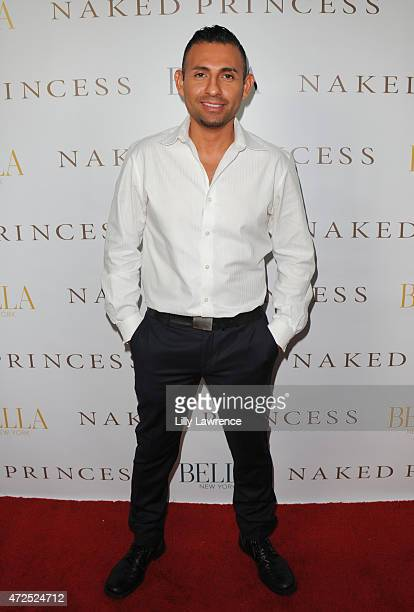 Actor Bernardo Badillo attends BELLA Beauty Issue Party Hosted By Jordana Woodland at Naked Princess on May 7 2015 in West Hollywood California