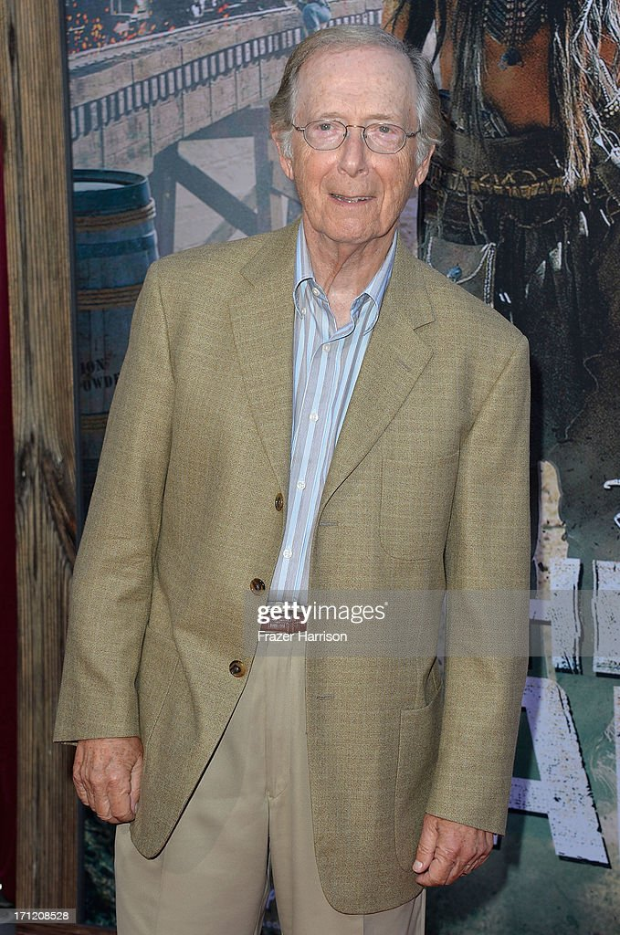 Actor Bernie Kopell arrives at the premiere of Walt Disney Pictures' 'The Lone Ranger' at Disney California Adventure Park on June 22, 2013 in Anaheim, California.