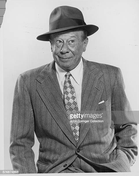 Actor Bert Lahr