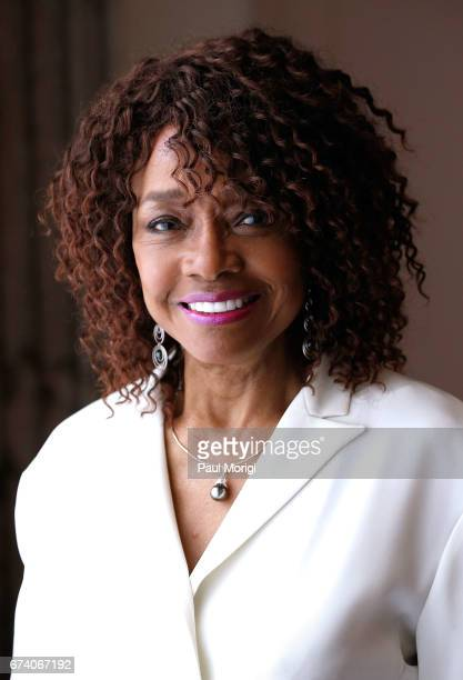 Actor Beverly Todd attends the Media Solutions Summit at the Russell Senate Office Building on April 27 2017 in Washington DC The summit was held to...