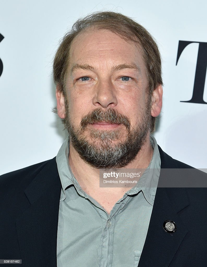Actor <a gi-track='captionPersonalityLinkClicked' href=/galleries/search?phrase=Bill+Camp&family=editorial&specificpeople=3956309 ng-click='$event.stopPropagation()'>Bill Camp</a> attends the 2016 Tony Awards Meet The Nominees Press Reception on May 4, 2016 in New York City.