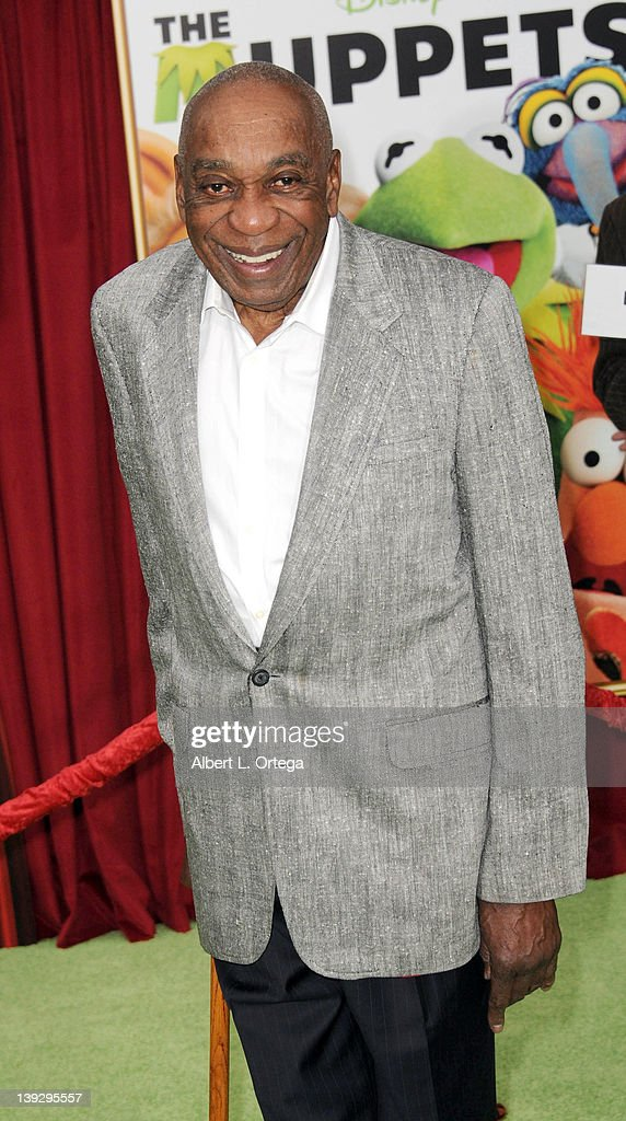 Actor Bill Cobbs arrives for 'The Muppets' Los Angeles Premiere held at the El Capitan Theatre on November 12, 2011 in Hollywood, California.