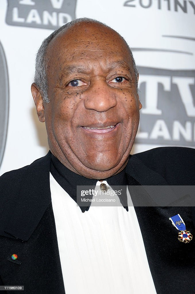 Actor <a gi-track='captionPersonalityLinkClicked' href=/galleries/search?phrase=Bill+Cosby&family=editorial&specificpeople=206281 ng-click='$event.stopPropagation()'>Bill Cosby</a> attends the 9th Annual TV Land Awards at the Javits Center on April 10, 2011 in New York City.