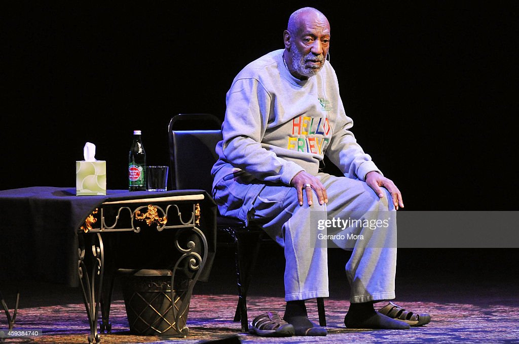 Actor Bill Cosby performs at the King Center for the Performing Arts on November 21, 2014 in Melbourne, Florida.