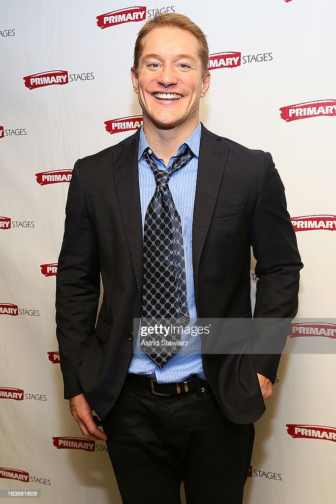 Actor Bill Dawes attends the 'Bronx Bombers' opening night after Party at West Bank Cafe on October 8, 2013 in New York City.