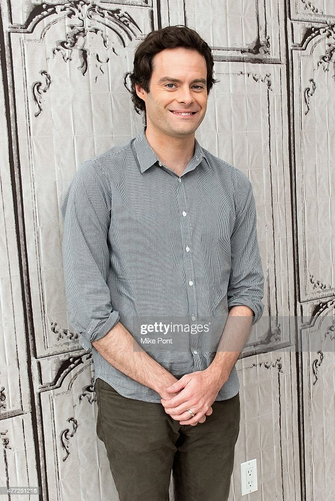 "AOL BUILD Speaker Series: Bill Hader Discusses His New Film ""Inside Out"""