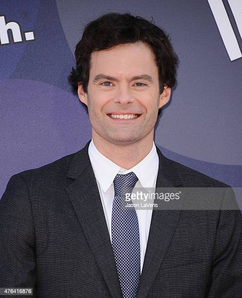 Actor Bill Hader attends the premiere of 'Inside Out' at the El Capitan Theatre on June 8 2015 in Hollywood California