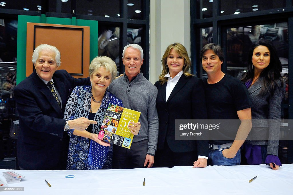 actor bill hayes actress susan seaforth hayes production manager greg meng actress deidre - Fashion Production Manager