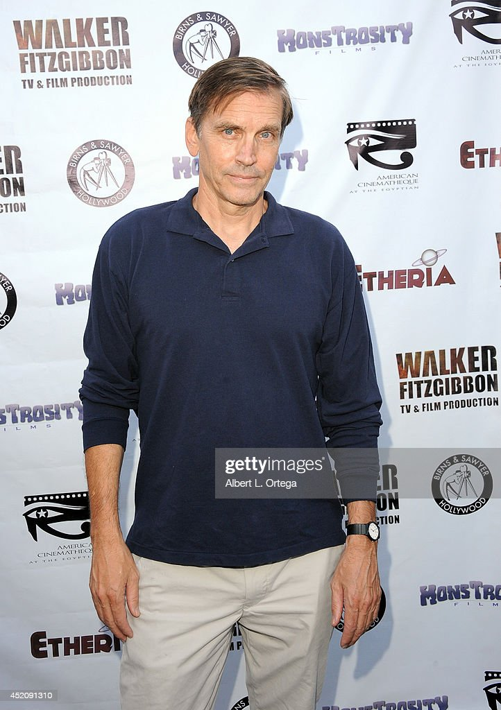 Actor Bill Moseley arrives for the 2014 Etheria Film Night held at American Cinematheque's Egyptian Theatre on July 12, 2014 in Hollywood, California.