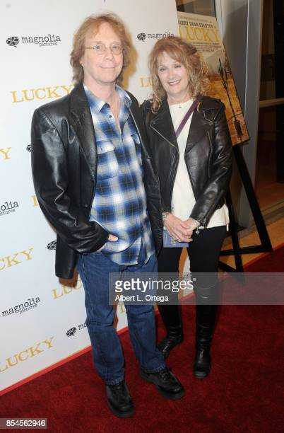 Actor Bill Mumy and wife Eileen Mumy arrive for the premiere of Magnolia Pictures' 'Lucky' held at Linwood Dunn Theater on September 26 2017 in Los...
