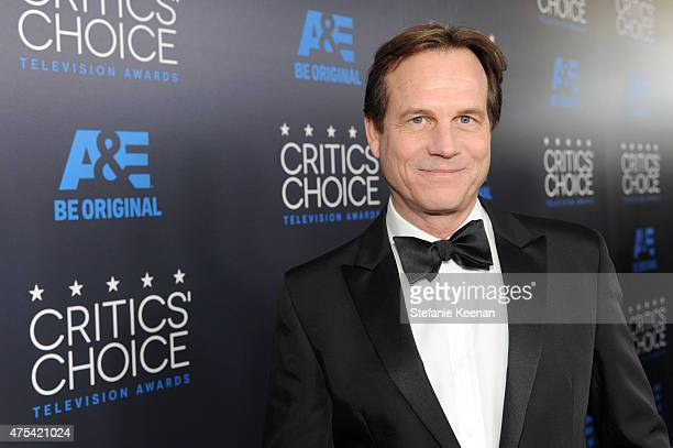 Actor Bill Paxton attends the 5th Annual Critics' Choice Television Awards at The Beverly Hilton Hotel on May 31 2015 in Beverly Hills California