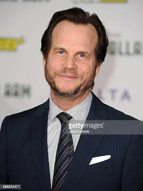 Actor Bill Paxton attends the premiere of 'Million Dollar Arm' at the El Capitan Theatre on May 6 2014 in Hollywood California
