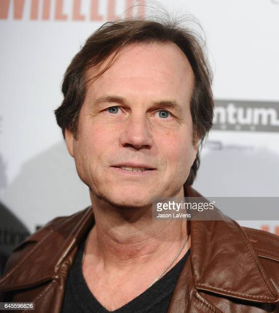 Actor Bill Paxton attends the premiere of 'Wheeler' at the Vista Theatre on January 30 2017 in Los Angeles California