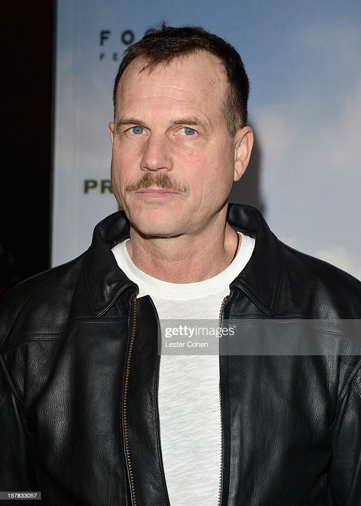 Actor Bill Paxton attends the ''Promised Land' Los Angeles premiere at Directors Guild Of America on December 6, 2012 in Los Angeles, California.