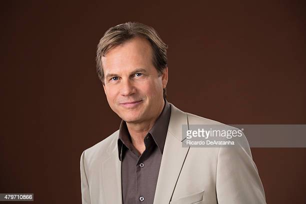 Actor Bill Paxton is photographed for Los Angeles Times on June 4 2015 in Los Angeles California PUBLISHED IMAGE CREDIT MUST READ Ricardo...