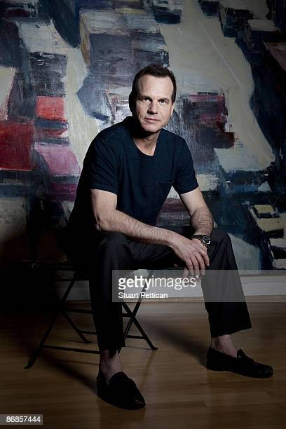 Actor Bill Paxton poses for a portrait session in Los Angeles for Self Assignment