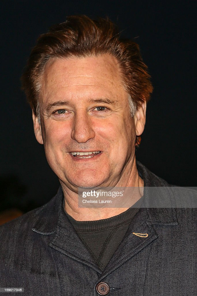 Actor Bill Pullman arrives in style with Mercedes-Benz at the Palm Springs International Film Festival at the Palm Springs Convention Center on January 5, 2013 in Palm Springs, California.