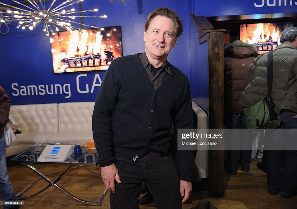 Actor Bill Pullman attends Day 1 of Samsung Galaxy Lounge at Village At The Lift 2013 on January 18, 2013 in Park City, Utah.