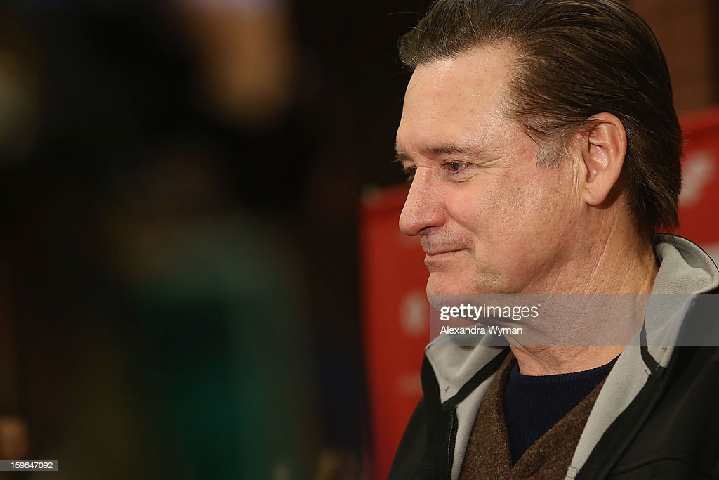 Actor <a gi-track='captionPersonalityLinkClicked' href=/galleries/search?phrase=Bill+Pullman&family=editorial&specificpeople=226899 ng-click='$event.stopPropagation()'>Bill Pullman</a> attends the 'May In The Summer' premiere during the 2013 Sundance Film Festival at Eccles Center Theatre on January 17, 2013 in Park City, Utah.